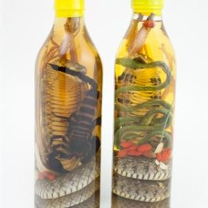 Snake Wine and Scorpion Wine Combo Free Delivery
