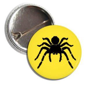 Badge Button I Ate a Tarantula