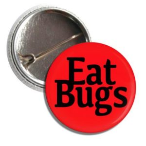 Button EAT BUGS