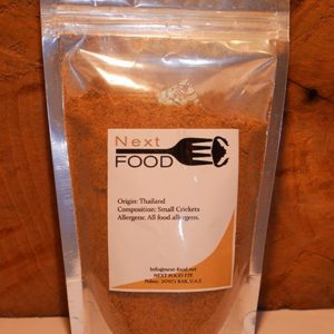 Cricket Flour-Edible insects