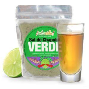 Grasshopper Salt – Sal de Chapulin Verde