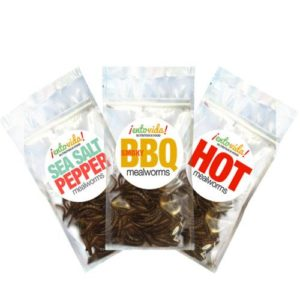 Mealworm Sample Pack