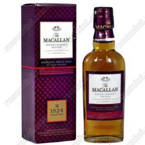 The Macallan 1824 collection-red